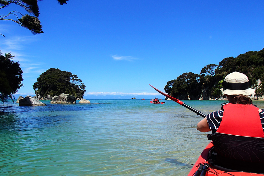 Activities Abel Tasman National Park