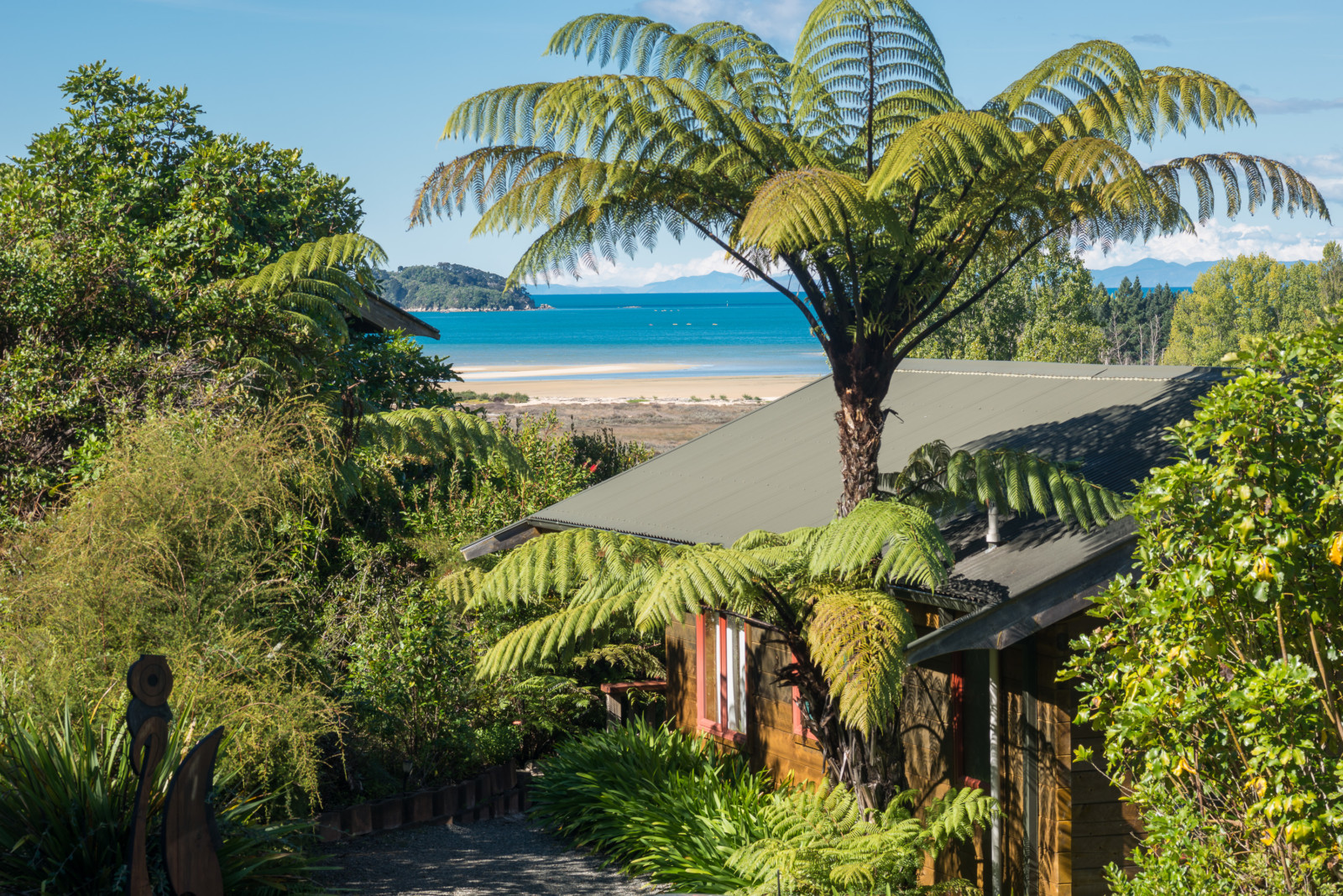 Accommodation Abel Tasman National Park
